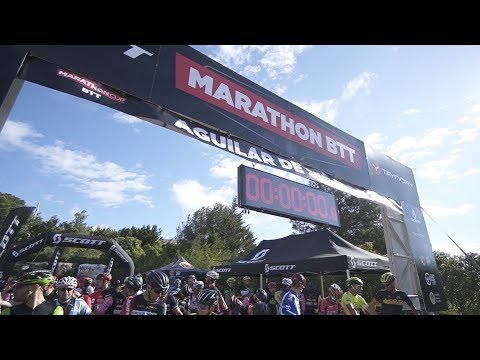 Marathon Cup BTT · Aguilar de Segarra 2018