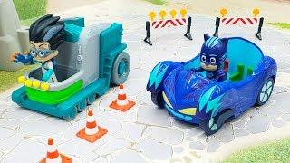 Мультик про машинки с игрушками - Соревнования! Новые игрушечные мультфильмы 2019 года