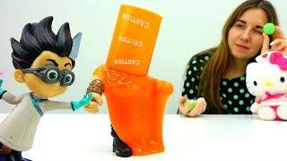Видео для детей с Героями в масках. Ромео в Академии волшебства