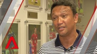 Singapores Fandi Ahmad On Balancing Football And National Service