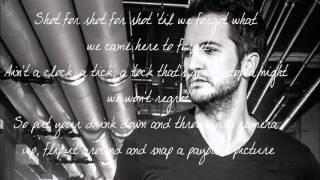 Home Alone Tonight-Luke Bryan ft. Karen Fairchild Lyrics