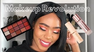 Makeup Revolution Review | South African YouTuber