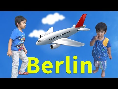 Berlin Germany Travel | Amazing Europe Trip | Berlin wall travel | 3 Brothers ToysReviews and Fun