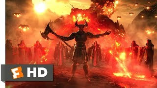 Justice League (2017) - The Story of Steppenwolf Scene (3/10) | Movieclips