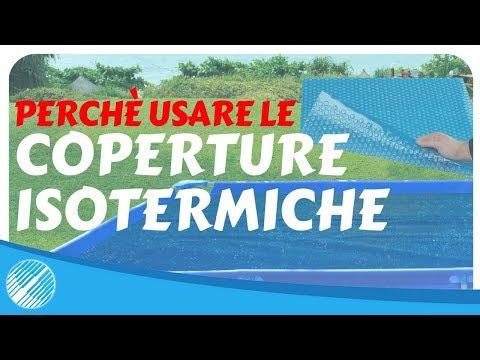 Perchè devi usare le coperture isotermiche per piscina? | BSVillageTV