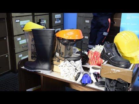 El Municipio avanza en mejorar las condiciones de Seguridad e Higiene de sus trabajadores