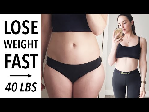 Video HOW TO LOSE WEIGHT FAST + HEALTHY BREAKFAST IDEAS!