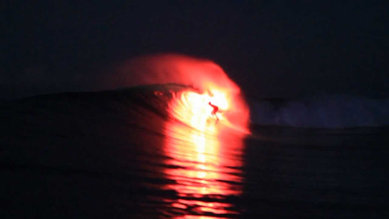 We Surf With Fire Now