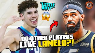 What Do NBA Stars Really Think of LaMelo Ball?! Why The Youngest Ball Bro Plays W/ Insane Confidence