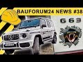 Heavy Metal im G63 AMG & Summer Breeze 2018 | Bauforum24 News #38