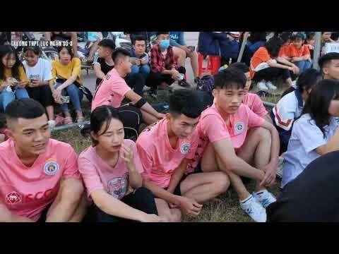 Khai mạc giải bóng đá học sinh năm hoc 2020-2021