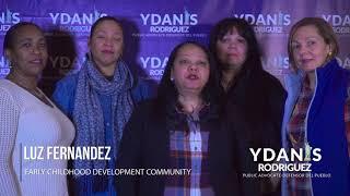 Mujeres por Ydanis