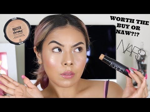 WORTH THE BUY OR NAW?!?|| NARS VELVET MATTE FOUNDATION