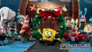 "Patrick sings ""Don't Be A Jerk (It's Christmas)"" by SpongeBob SquarePants (100K/CHRISTMAS SPECIAL!)"