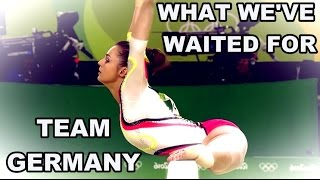 Team Germany II What we've Waited for