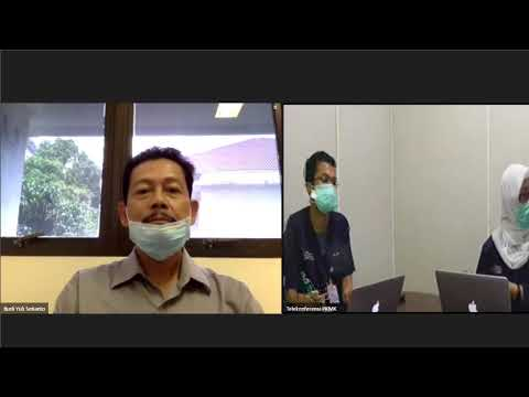 "Webinar & Live Streaming Manajemen klinis Cochrane Indonesia ""Viral Kinetis and Clinical Manifestation on COVID-19"""