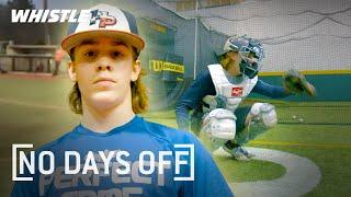 15-Year-Old Baseball PHENOM | Next Great MLB Catcher?