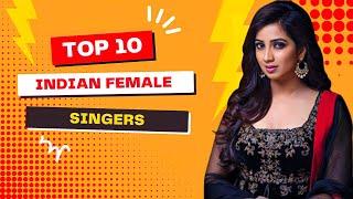 TOP 10 BEST INDIAN FEMALE SINGERS OF 2020 - 10