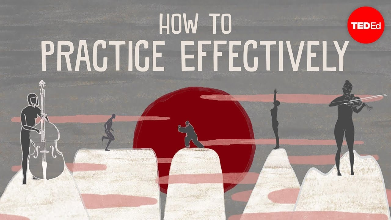 The Keys To Effective Practise