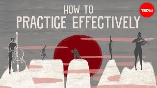 The Key to Effective Practicing