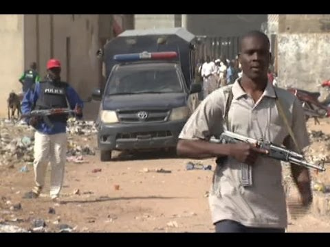 Nigerian police raids anger local Muslims