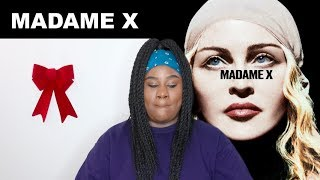 Madonna   Madame X Album |REACTION|