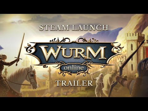 Wurm Online Launches Steam Trailer, Releases July 24th