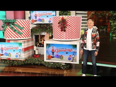 Ellen's Spring 12 Days Surprise!