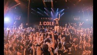 J Cole Live At E11EVEN