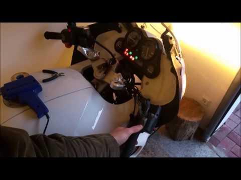 BMW Motorräder: Tote Blinker ; Blinker reparieren ; Blinktaster tauschen [Driver's Pocket]