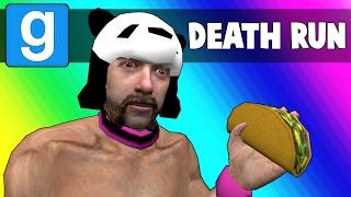 Gmod Deathrun Funny Moments - Dashing Through the Docks (Garry