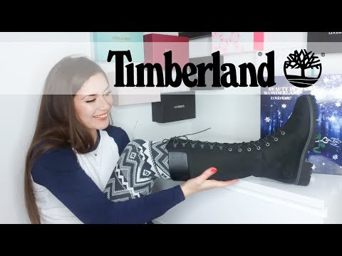 Timberland Støvler | 14in Black - Unboxing