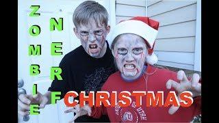Zombie Nerf Christmas