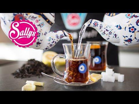 Türkischer Tee Zubereitung & Verlosung / Sallys Welt