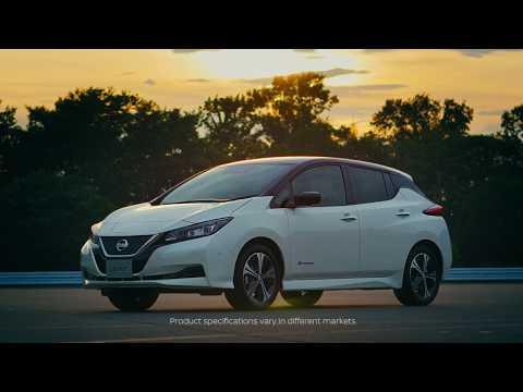 Nissan LEAF може да се кара само един педал