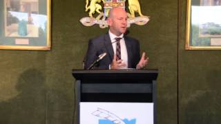 The Hon. Niall Blair, MLC - NSW Minister For Primary Industries, Lands And Water (part 2)