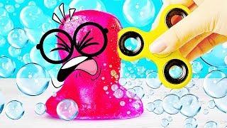 SPINNER SOAP for Slick Slime Sam