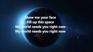 Kirk Franklin Feat. Tasha Cobbs, Tamela Mann, & Sarah Reeves My World Needs You Lyrics