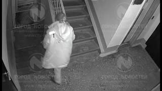 Видео с места нападения на медработников в Новокузнецке