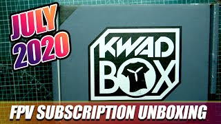JULY KWAD BOX | 2020 | Unboxing & Review!