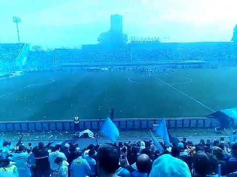 """""""Belgrano de mi vida"""" Barra: Los Piratas Celestes de Alberdi • Club: Belgrano"""