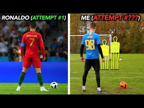 THIS is How Difficult the World's Best Goals Really are!!