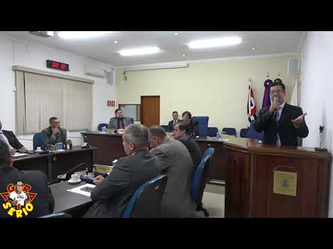 Tribuna Vereador Chiquinho dia 23 de Abril de 2019