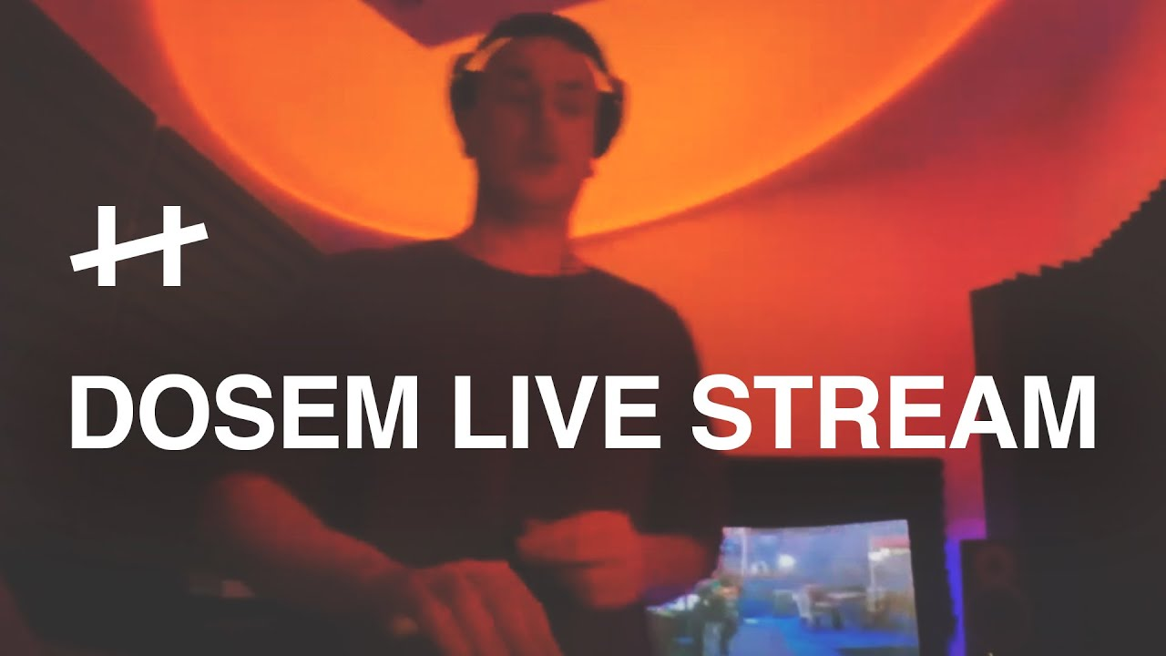 Dosem - Live @ Houstrike Sessions, March 2021