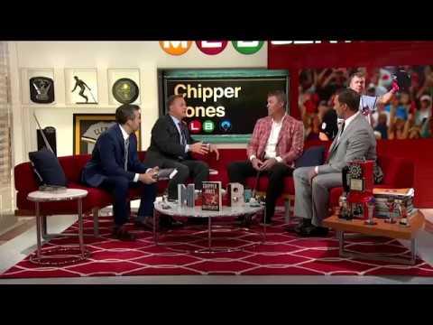 Chipper Jones on MLB Network