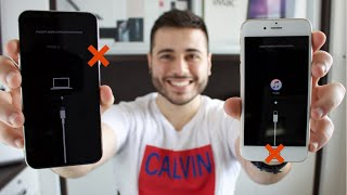 How to Put ANY iPhone/iPad in Recovery Mode - Even w/ Broken Buttons!!