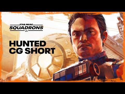 "Star Wars: Squadrons - A New CG short, ""Hunted"" Has Been Released"