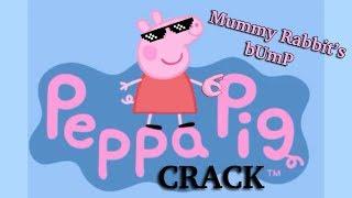 Mummy Rabbit's bUmP! // Peppa Pig Crack    fluffello