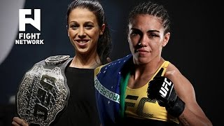 Joanna Jedrzejczyk vs. Jessica Andrade at UFC 211 for Strawweight Title