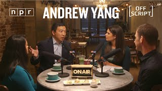 Andrew Yang Talks Universal Basic Income, Climate Change, With Undecided Voters | Off Script | NPR